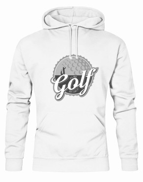 Hoodie IT'S ONLY GOLF