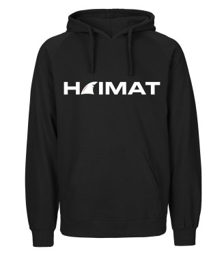 Hoodie HAIMAT Schwarz