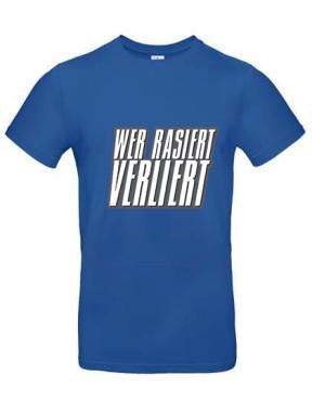 T-Shirt Playoffs - Wer rasiert verliert