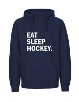 Hoodie EAT SLEEP HOCKEY