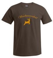 Jäger T-Shirt WAIDMANNSHEIL